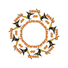Twerk Or Treat   Funny Halloween Design Folding Umbrellas by Valentinaart