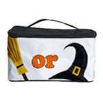 Twerk or treat - Funny Halloween design Cosmetic Storage Case