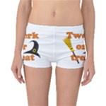 Twerk or treat - Funny Halloween design Boyleg Bikini Bottoms