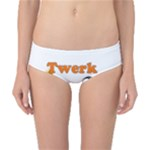 Twerk or treat - Funny Halloween design Classic Bikini Bottoms