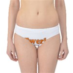 Twerk or treat - Funny Halloween design Hipster Bikini Bottoms