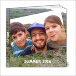 summer2016 - 6x6 Photo Book (20 pages)