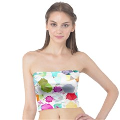 Colorful Diamonds Dream Tube Top by DanaeStudio