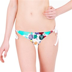 Colorful Diamonds Dream Bikini Bottom by DanaeStudio