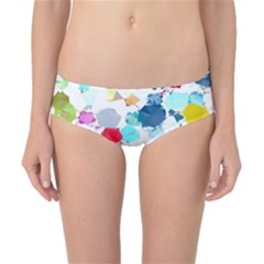 Colorful Diamonds Dream Classic Bikini Bottoms