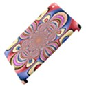 Pastel Shades Ornamental Flower Apple iPad 3/4 Hardshell Case (Compatible with Smart Cover) View4