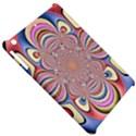 Pastel Shades Ornamental Flower Apple iPad Mini Hardshell Case View5
