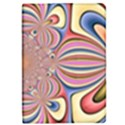 Pastel Shades Ornamental Flower iPad Mini 2 Flip Cases View1