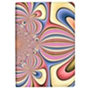 Pastel Shades Ornamental Flower iPad Air Flip View1