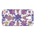 Stylized Floral Ornate Pattern Samsung Galaxy S4 I9500/I9505 Hardshell Case View1
