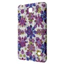 Stylized Floral Ornate Pattern Samsung Galaxy Tab 4 (8 ) Hardshell Case  View2