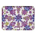 Stylized Floral Ornate Pattern Samsung Galaxy Tab 4 (10.1 ) Hardshell Case  View1