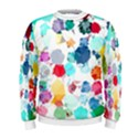Colorful Diamonds Dream Men s Sweatshirt View1