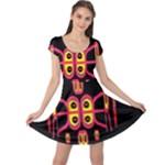 Alphabet Shirt R N R Cap Sleeve Dresses