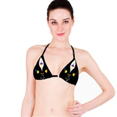 FLOWER OF LIFE TWO Bikini Top