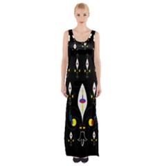Clothing (25)gee8dvdynk,k;; Maxi Thigh Split Dress