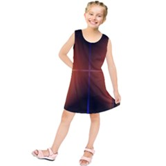 Abstract Painting Kids  Tunic Dress by Zeze