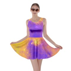 Colorful Universe Skater Dress by designworld65
