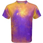 Colorful Universe Men s Cotton Tee