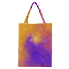 Colorful Universe Classic Tote Bag