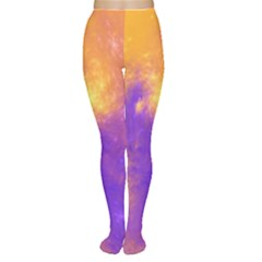 Colorful Universe Women s Tights