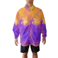 Colorful Universe Wind Breaker (kids) by designworld65