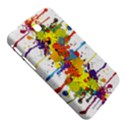 Crazy Multicolored Double Running Splashes Samsung Galaxy Tab 3 (7 ) P3200 Hardshell Case  View5
