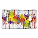 Crazy Multicolored Double Running Splashes Nokia Lumia 720 View1