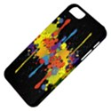 Crazy Multicolored Double Running Splashes Horizon Apple iPhone 5 Classic Hardshell Case View4