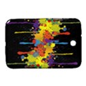 Crazy Multicolored Double Running Splashes Horizon Samsung Galaxy Note 8.0 N5100 Hardshell Case  View1