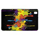 Crazy Multicolored Double Running Splashes Horizon Samsung Galaxy Tab Pro 8.4 Hardshell Case View1