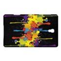 Crazy Multicolored Double Running Splashes Horizon Samsung Galaxy Tab S (8.4 ) Hardshell Case  View1