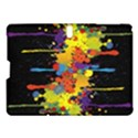 Crazy Multicolored Double Running Splashes Horizon Samsung Galaxy Tab S (10.5 ) Hardshell Case  View1