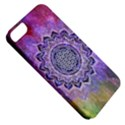 Flower Of Life Indian Ornaments Mandala Universe Apple iPhone 5 Classic Hardshell Case View5