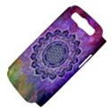 Flower Of Life Indian Ornaments Mandala Universe Samsung Galaxy S III Hardshell Case (PC+Silicone) View4