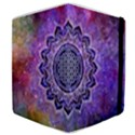 Flower Of Life Indian Ornaments Mandala Universe Samsung Galaxy Tab 8.9  P7300 Flip Case View4