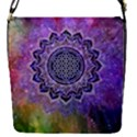 Flower Of Life Indian Ornaments Mandala Universe Flap Covers (S)  View1