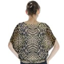BROWN REPTILE Blouse View2