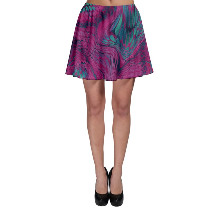 ASIA DRAGON Skater Skirt