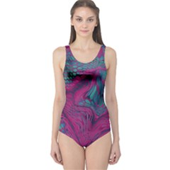 Asia Dragon One Piece Swimsuit
