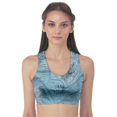Frost Dragon Sports Bra