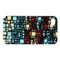 Block On Block, Aqua Apple iPhone 4/4S Hardshell Case View1