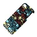 Block On Block, Aqua Apple iPhone 4/4S Premium Hardshell Case View4
