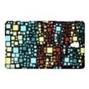 Block On Block, Aqua Samsung Galaxy Tab S (8.4 ) Hardshell Case  View1