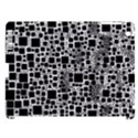 Block On Block, B&w Apple iPad 3/4 Hardshell Case (Compatible with Smart Cover) View1