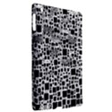 Block On Block, B&w Apple iPad 3/4 Hardshell Case (Compatible with Smart Cover) View2