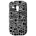 Block On Block, B&w Samsung Galaxy S3 MINI I8190 Hardshell Case View3