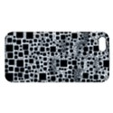 Block On Block, B&w Apple iPhone 5 Premium Hardshell Case View1