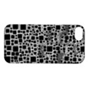 Block On Block, B&w Apple iPhone 5S/ SE Hardshell Case View1