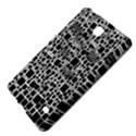 Block On Block, B&w Samsung Galaxy Tab 4 (8 ) Hardshell Case  View4